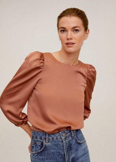 灯笼袖衬衫 – Leonor