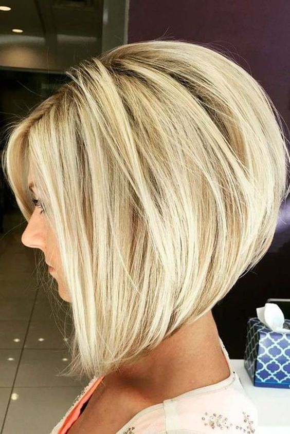 56 Stacked Bob Hairstyle For The Style Year 2019 Easily