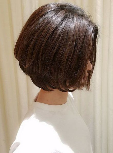27+ идей для стрижки брюнетки густыми волосами - #брюнетки #волосами #густыми #для #идей #стрижки