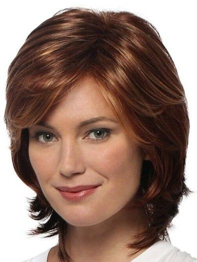 NATALIE by Estetica on Sale | Buy Online, Wigs Ship Fast | Shag/page that totally makes sense, by Estetica. Streamlined fullness without looking bulky. Comb bangs to the side