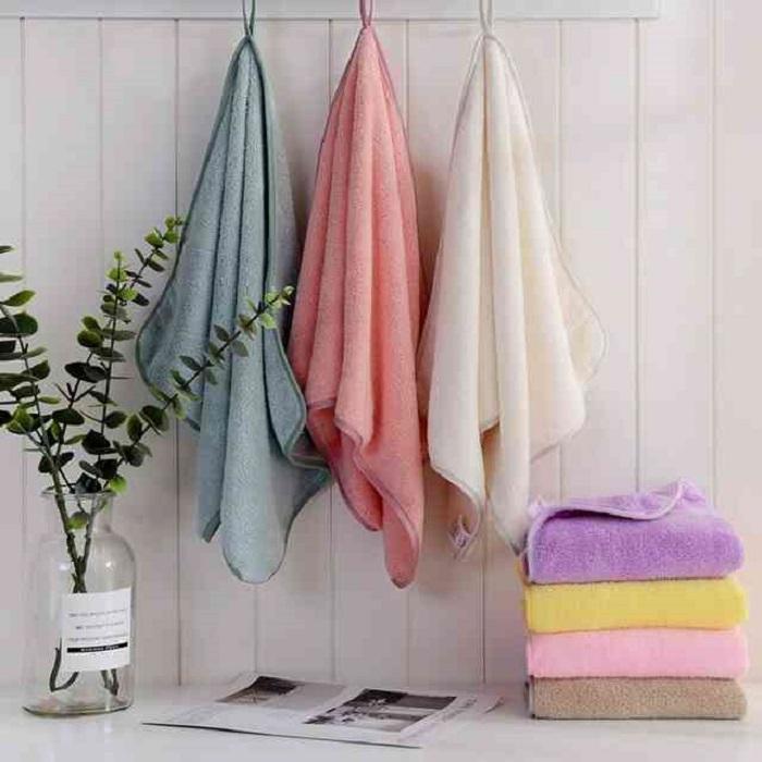 Полотенца для рук нужно менять 2-3 раза в неделю. / Фото: blogprogoods.ru