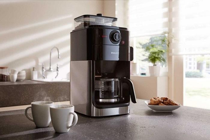 Съемные части кофеварки можно мыть в посудомоечной машине. / Фото: neogid.ru