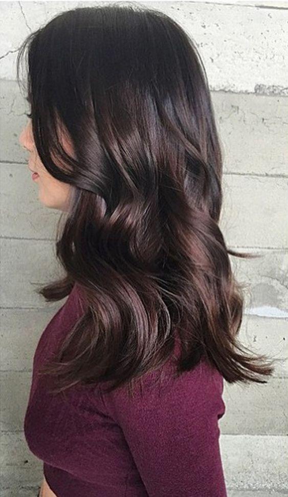 awesome «Мокко» цвет волос — Теплые и холодные оттенки, палитра красок