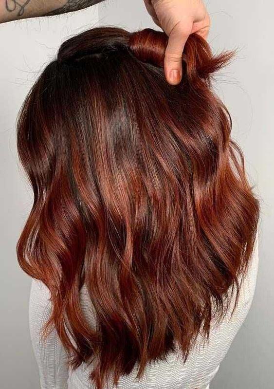 Хотели бы вы изменить цвет волос в этот зÐ ... - зачіски -