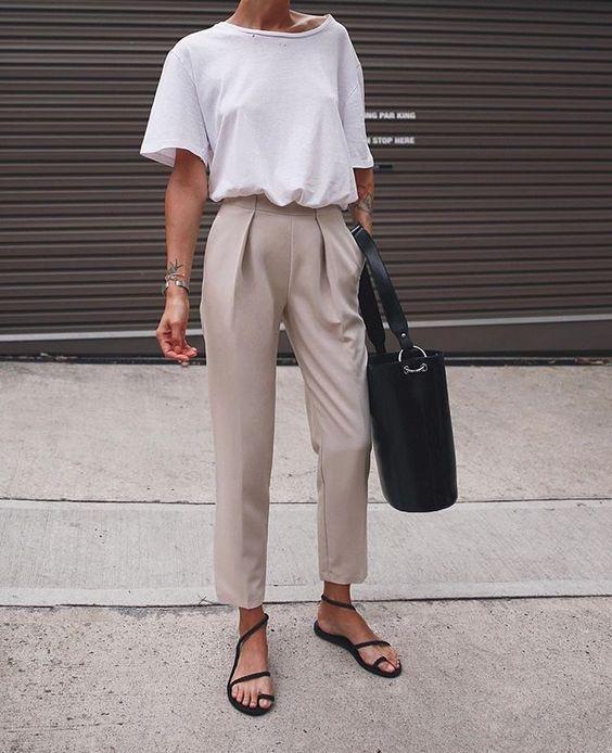 Белая футболка важная составляющая базового гардероба | Дакин дневник | Яндекс Дзен