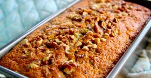 Бананы, орехи, 10 минут - вот и все, что надо, чтобы приготовить этот десерт - Все Для Женщины (ВДЖ)