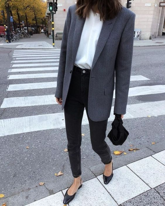 69 Work Outfit Ideas with Blazer that Make You Look Classy - idolover.com
