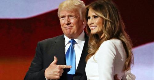 История любви Дональда Трампа и Мелании. - Все Для Женщины (ВДЖ)