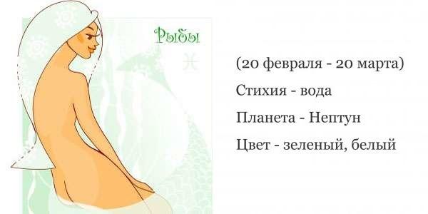 Знак зодиака Рыбы. Характеристика и гороскоп совместимости. Мужчина Рыбы. Женщина Рыбы