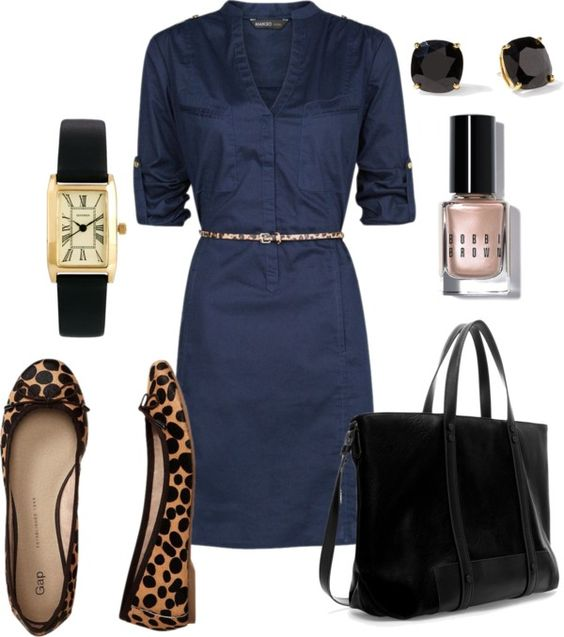 Simply Stylish Work Outfit
