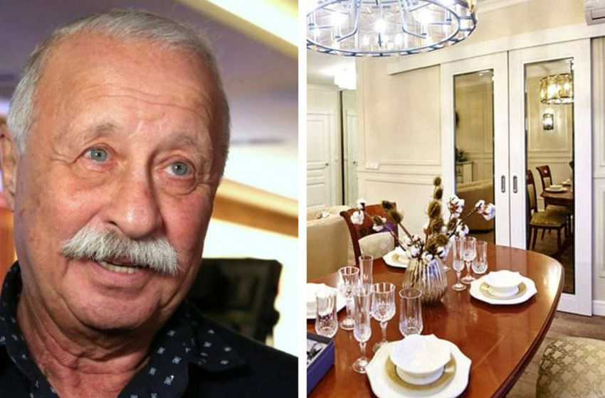 «Какая роскошь!»: как выглядит недвижимость ведущего Леонида Якубовича