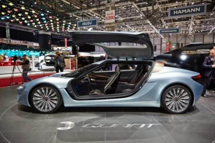 Конец нефтяной эпохи: европейская компания создала автомобиль, работающий на соленой воде — 920 л.с. и меньше 3 сек. до ″сотни″