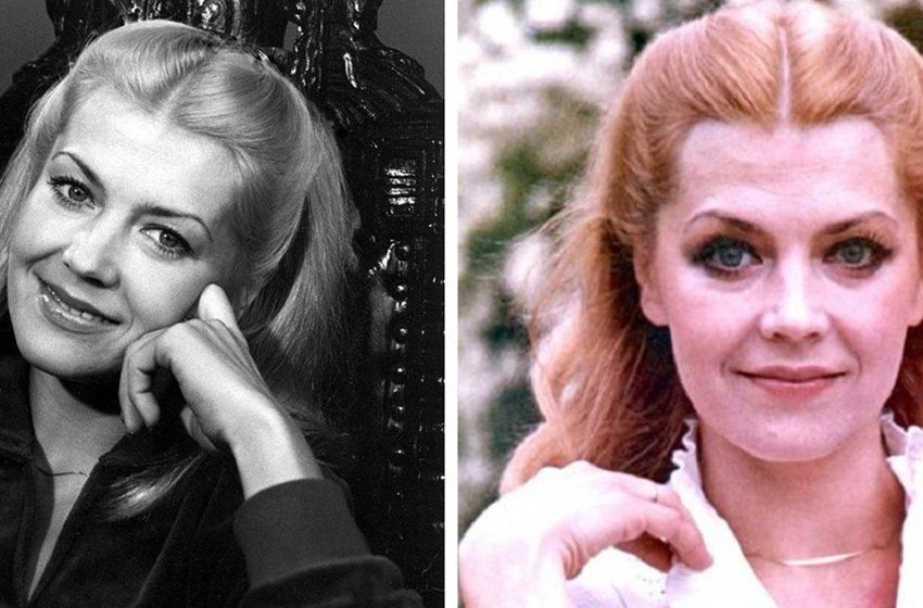 Лилита Озолиня: как выглядит взрослая дочь одной из самых красивых актрис советского кино