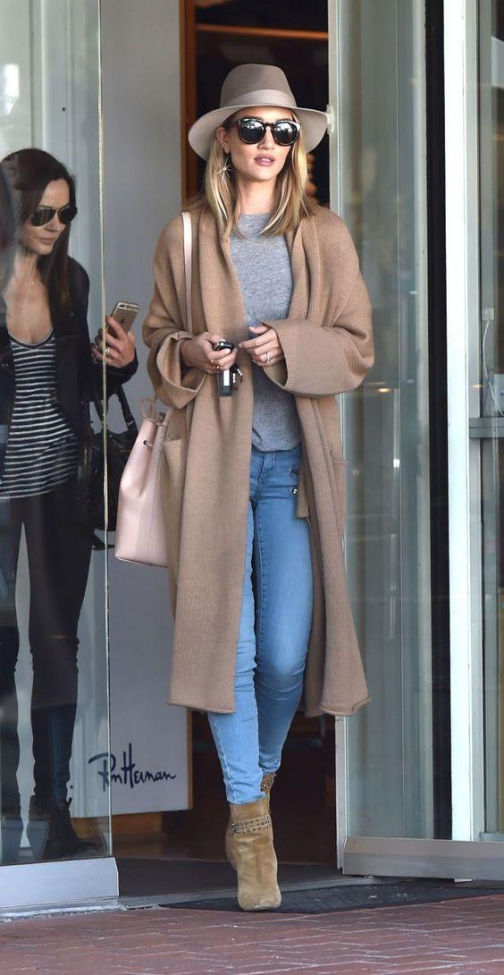Повседневная мода: Стильная зимняя одежда для женщин #мода