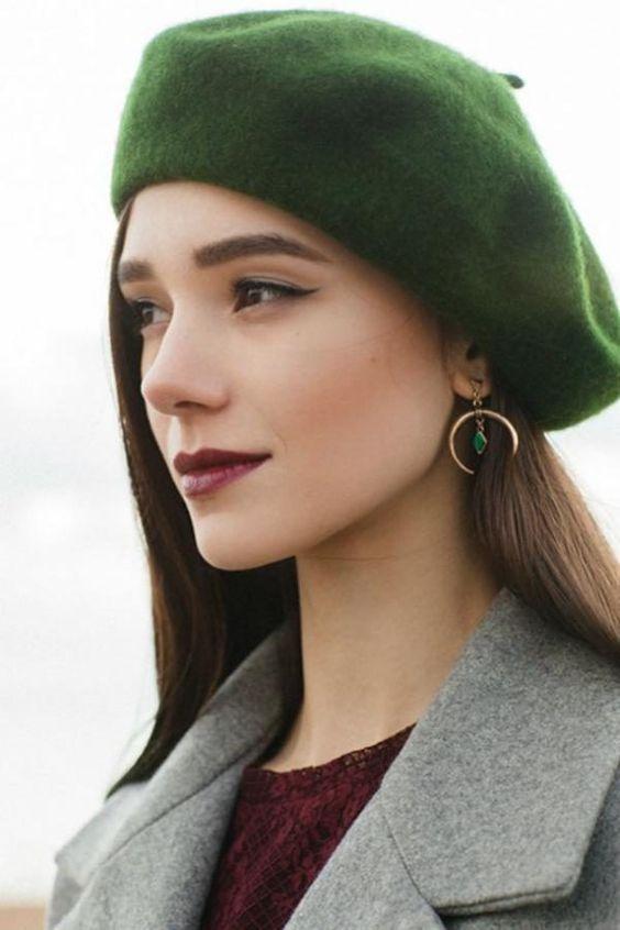 Как правильно выбрать головной убор по форме лица / Все для женщины