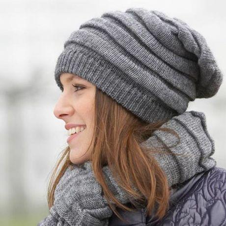 Как связать шапку-чулок спицами! (советы и 4 мастер-класса)