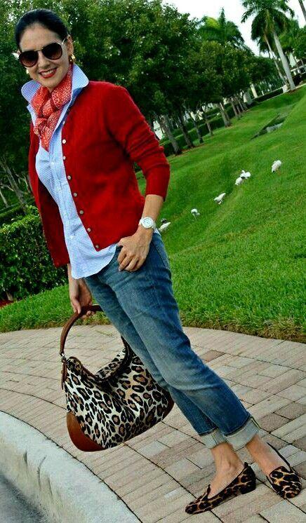 How to wear boyfriend jeans over 40 stitches 54 trendy Ideas