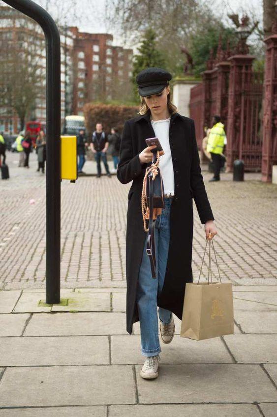 Стиль парижанок: Легкий флёр французского гардероба