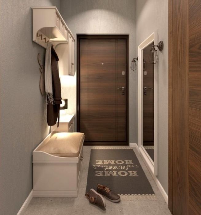 Ковер добавит комнате уюта. / Фото: dizainvfoto.ru