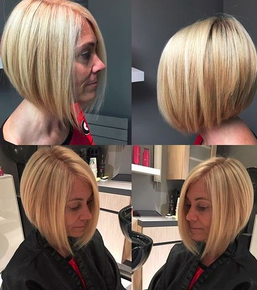Most Graceful Short Bob Hairstyles for Older Women That Will Never Go Out of Fashion