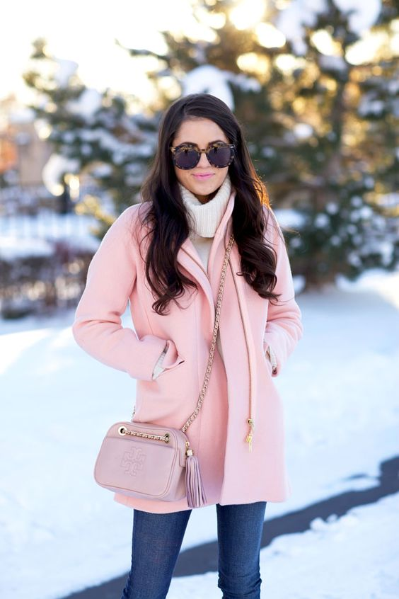 Soft hues in winter...