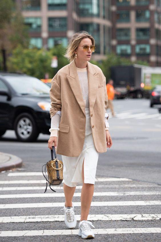 New York Fashion Week Spring Summer 2019 Street Style