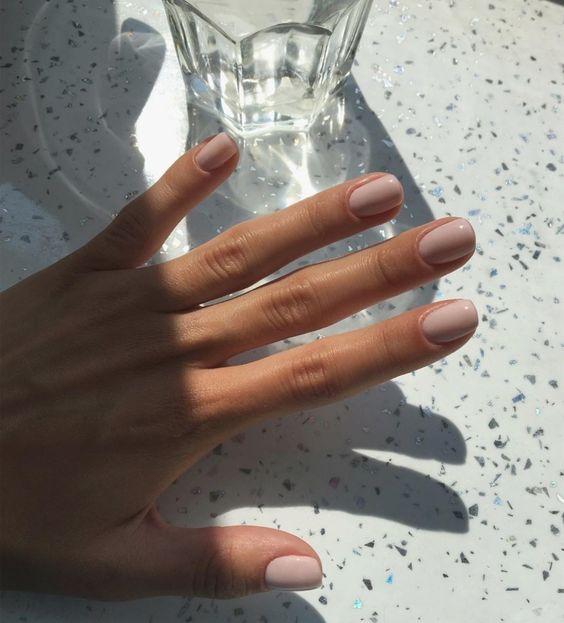 Маникюр на квадратные ногти. Квадратный дизайн ногтей.