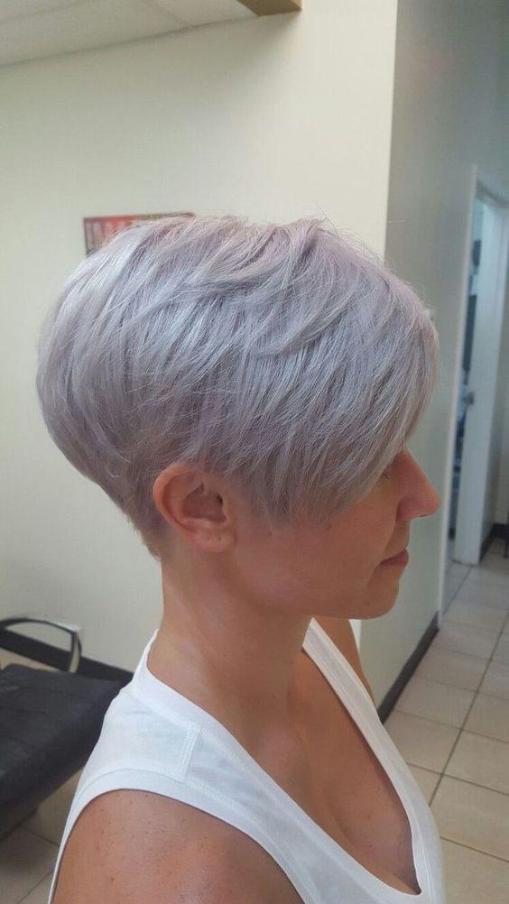 Pixie #frisyrer #Frisuren #coiffures #hairstyles #причесок #зачісок #χτενίσματα