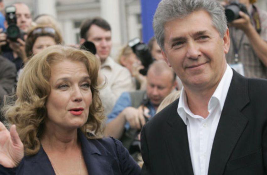«Счастливы вместе»: Сергей Мартынов и Ирина Алфёрова отметили 25 годовщину совместной жизни