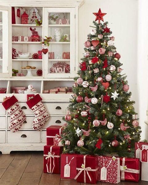 26 Incredible Christmas Tree Decorating Ideas That Will Spark Your Creativity