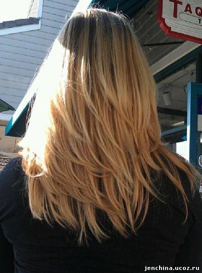 Стрижки на средние волосы без челки: 30 фото