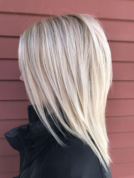 23+ Best Medium Layered Haircuts for Women 2019 #frisyrer #Frisuren #coiffures #hairstyles #причесок #зачісок #χτενίσματα