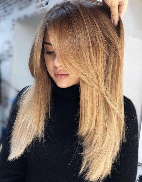 20 милых слоистых причесок для женщин - Hair -