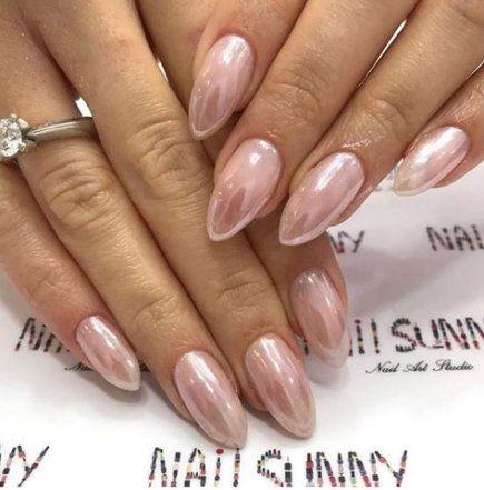 Nails acrylic ballerina short 61 ideas #nails