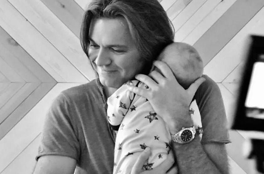 Сын Дмитрия Маликова: как выглядит и на кого похож 2-летний наследник музыканта