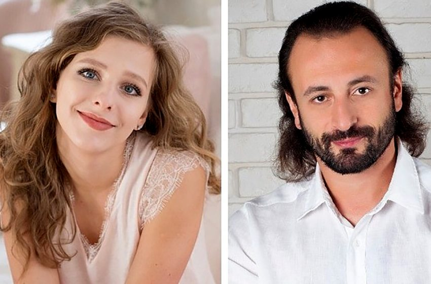 «Теперь официально!»: Лиза Арзамасова и Илья Авербух поженились