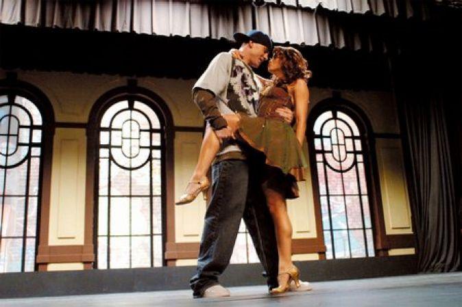 Кадры из фильма Шаг вперед (Step Up, 2006) - фото актеров и актрис ...