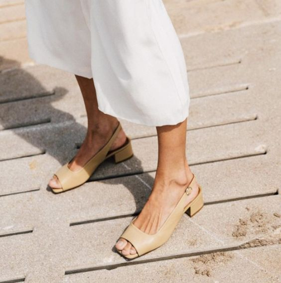 The Affordable Shoe Brand Models, Influencers and Editors All Adore via @WhoWhatWearUK