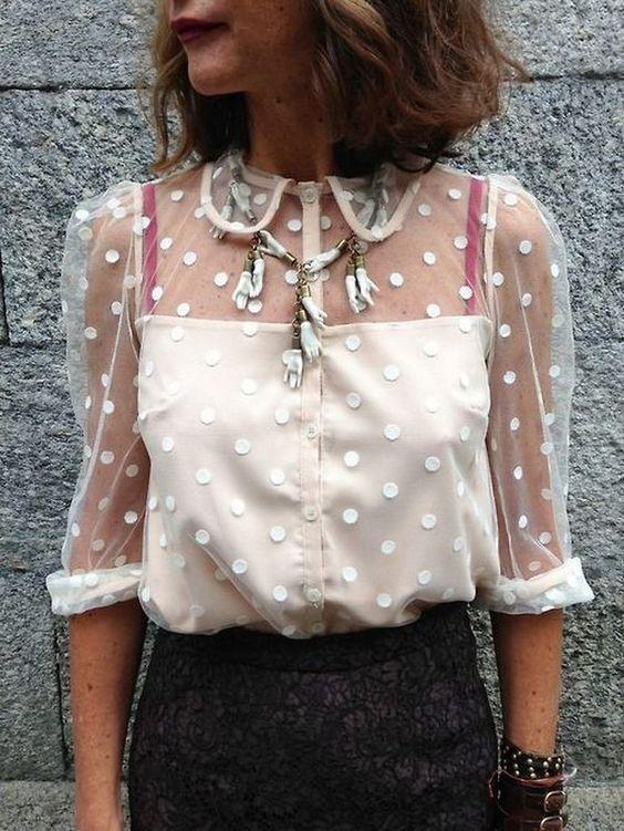Модные блузки сезона 2018-2019 года: фото, модели, новинки, модные тенденции блузки | GlamAdvice