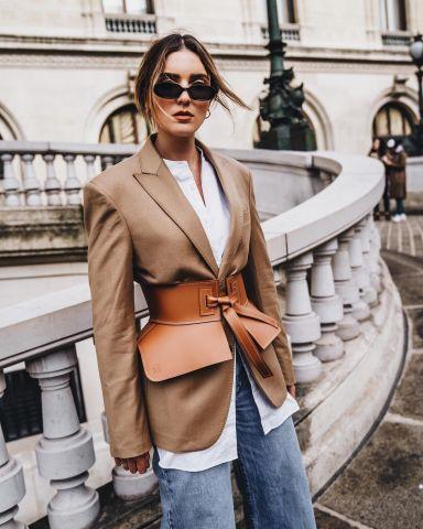 Жженая карамель и ирис — любимые оттенки модниц этой осенью? | OK.RU