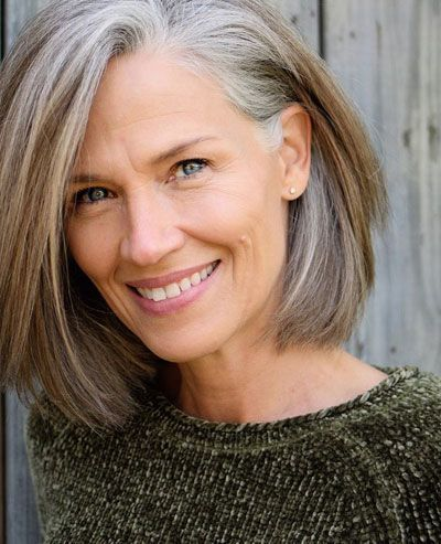 50 Best Hairstyles for Thin Hair Over 50 (Stylish Older Women Photos)