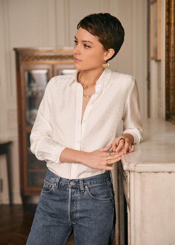 Sézane - Ann Shirt