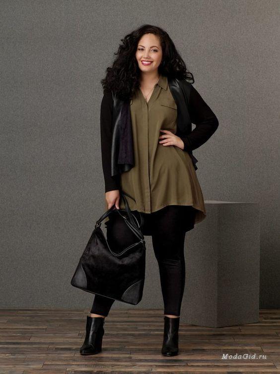 Модный бренд одежды для полных женщин совместно с plus size блогером Танешой Авасти представил свою новую коллекцию, в которую вошли стильные повседневные вещи, аутфиты для офиса и модные коктейльные платья.