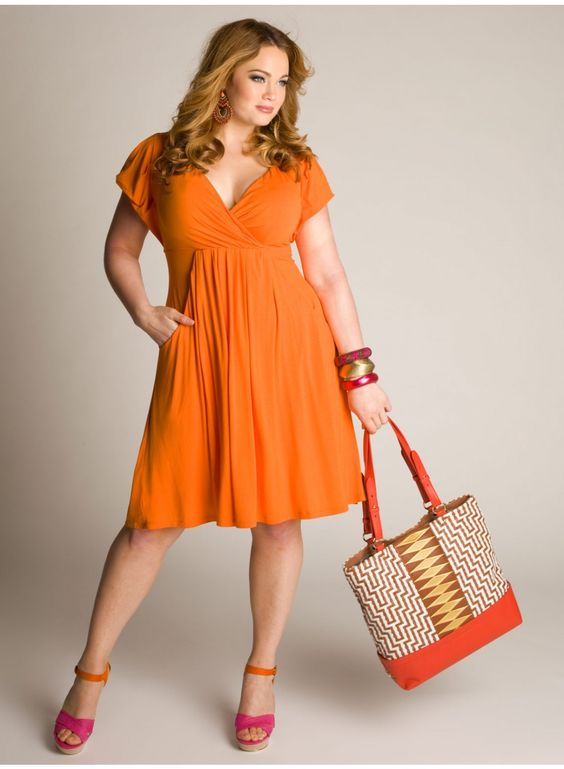 plus size and beautiful