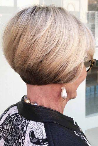 Как постричься женщине в 50 лет? Модные стрижки для женщин после 40 в сезоне 2019-2020 года | Beautylooks