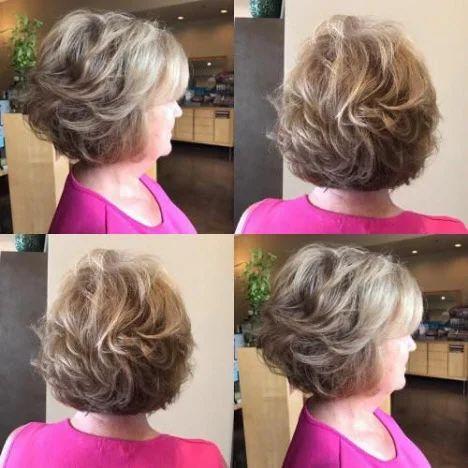 Омолаживающие стрижки для женщин старше 50 лет | ФеноменальнаЯ | Яндекс Дзен