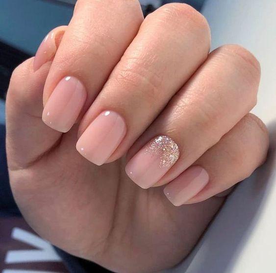 Natural Nails And Colors
