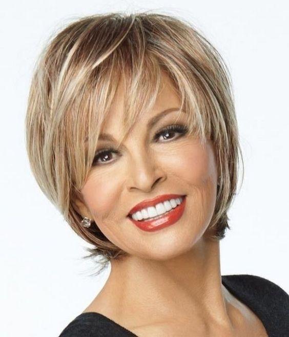 Красивые женские стрижки на короткие волосы 2019-2020 после 40 лет: фото