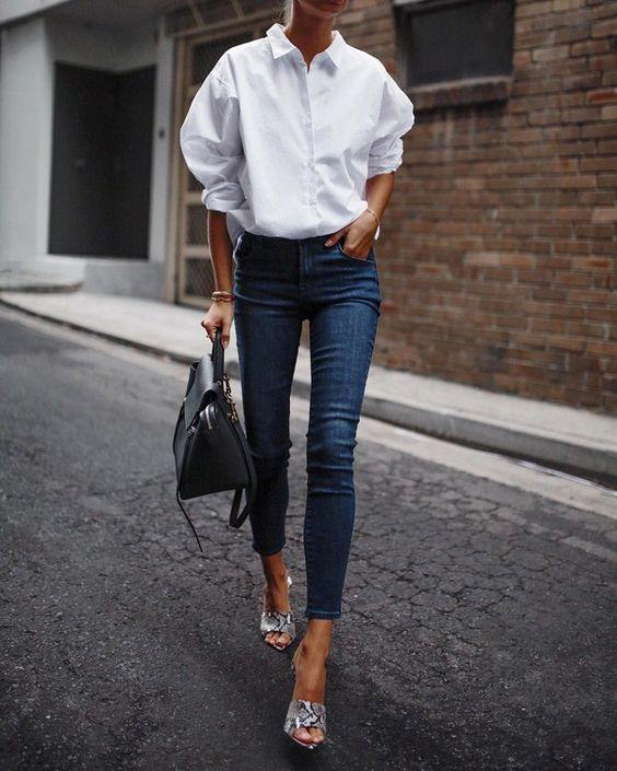 Модные джинсы весна-лето 2019-2020 – новинки и тренды, образы с джинсами на весну и лето