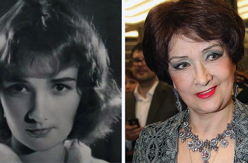 Зинаида Кириенко: детские годы, начало карьеры и одна любовь на всю жизнь